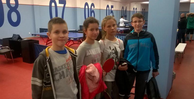 Извештај са такмичења у стоном тенису