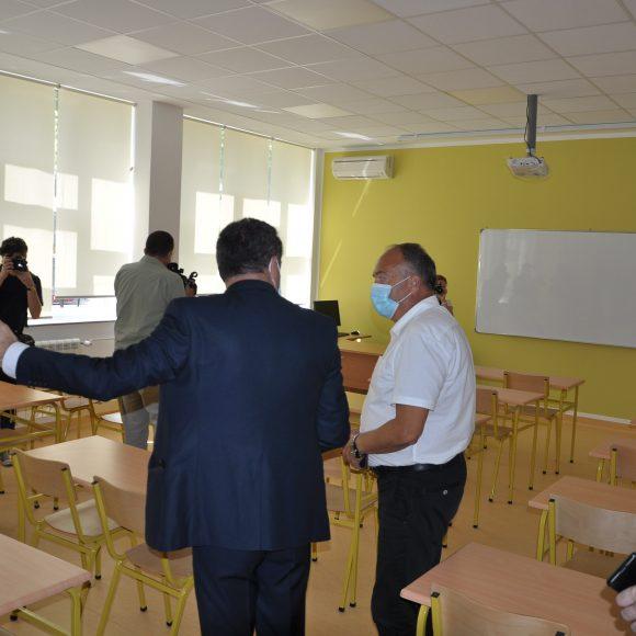 Посета министра Шарчевића